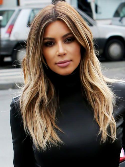 Trendy Fryzury Jesień Zima 2016 Siostry Kardashian Lamode