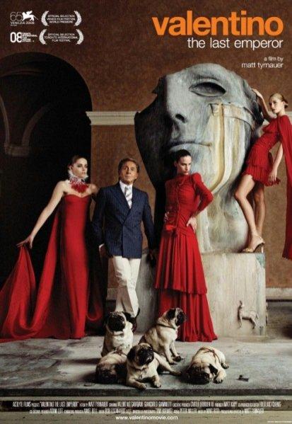 1. Valentino: The Last Emperor (2008), reż. Matt Tyrnauer