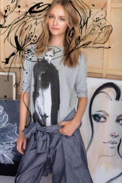 1. Kolekcja Tatuum x Anna Halarewicz