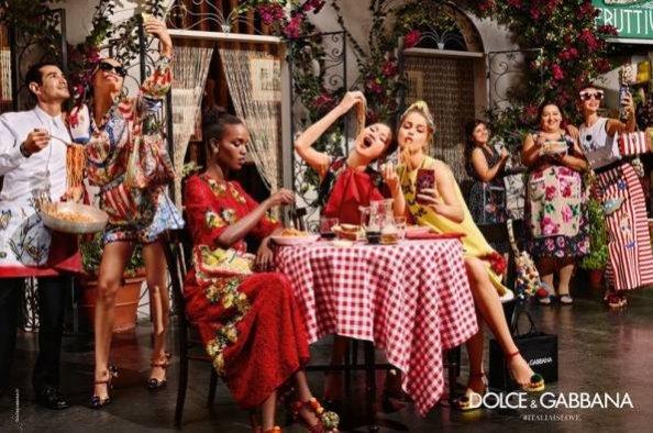1. Kampania Dolce&Gabbana 2016