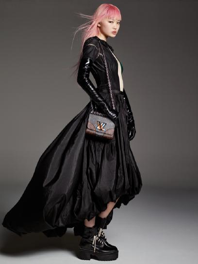 1. Kolekcja Louis Vuitton Prefall 2016