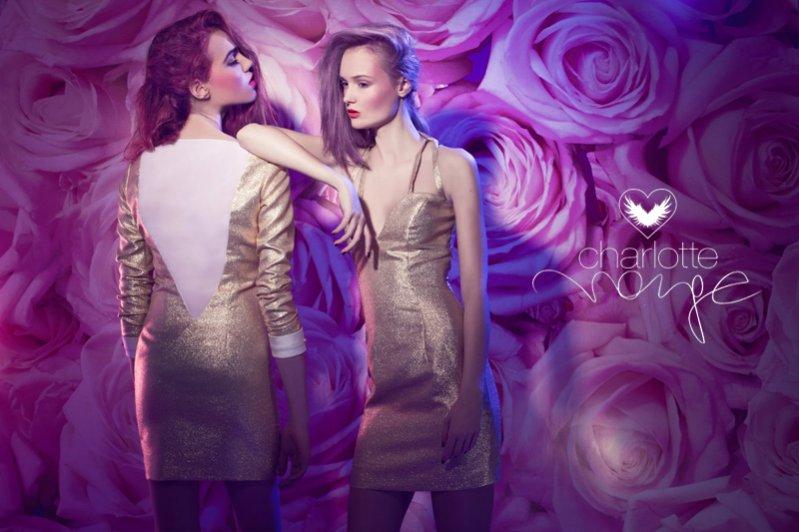 kolekcja Charlotte Rouge wiosna lato 2012 - Immortals
