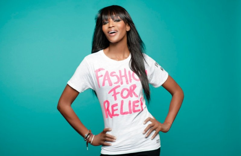 Fashion For Relief - kolekcja Naomi Campbell i Yoox.com