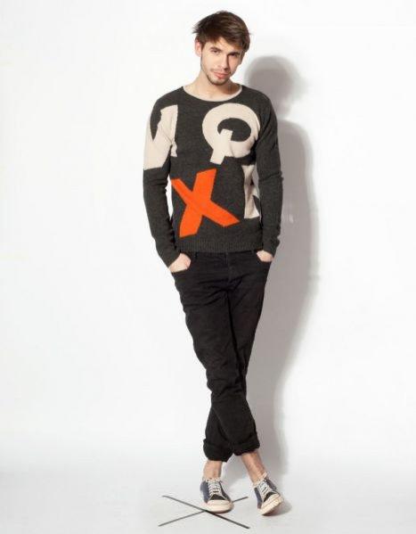 Modowy alfabet marki Confashion na sezon jesień zima 2011