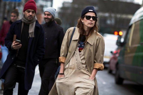 1. London Fashion Week jesień zima 2016