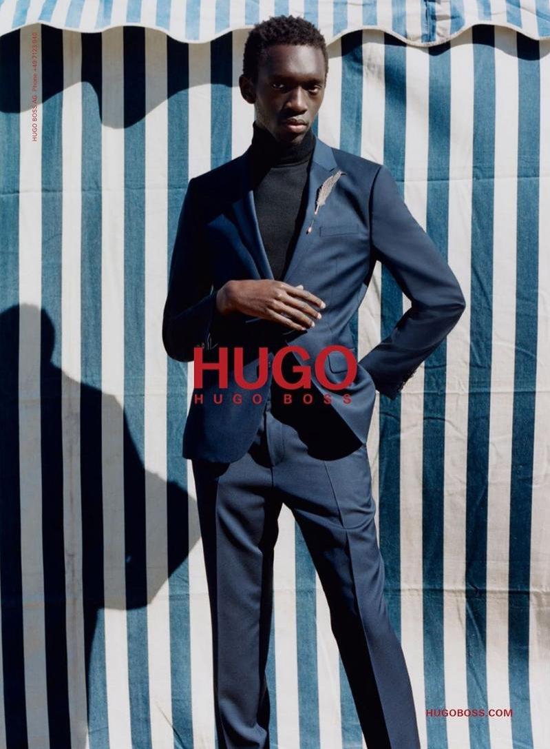 Hugo Boss - kampania jesień zima 2017