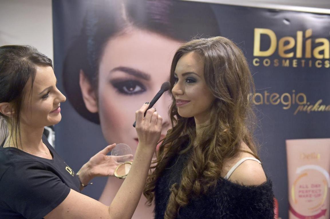 Delia Cosmetics x Miss Polonia 2016