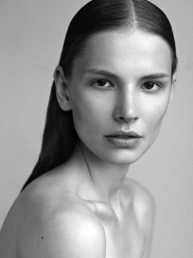 Małgosia Pietruszka - modelka