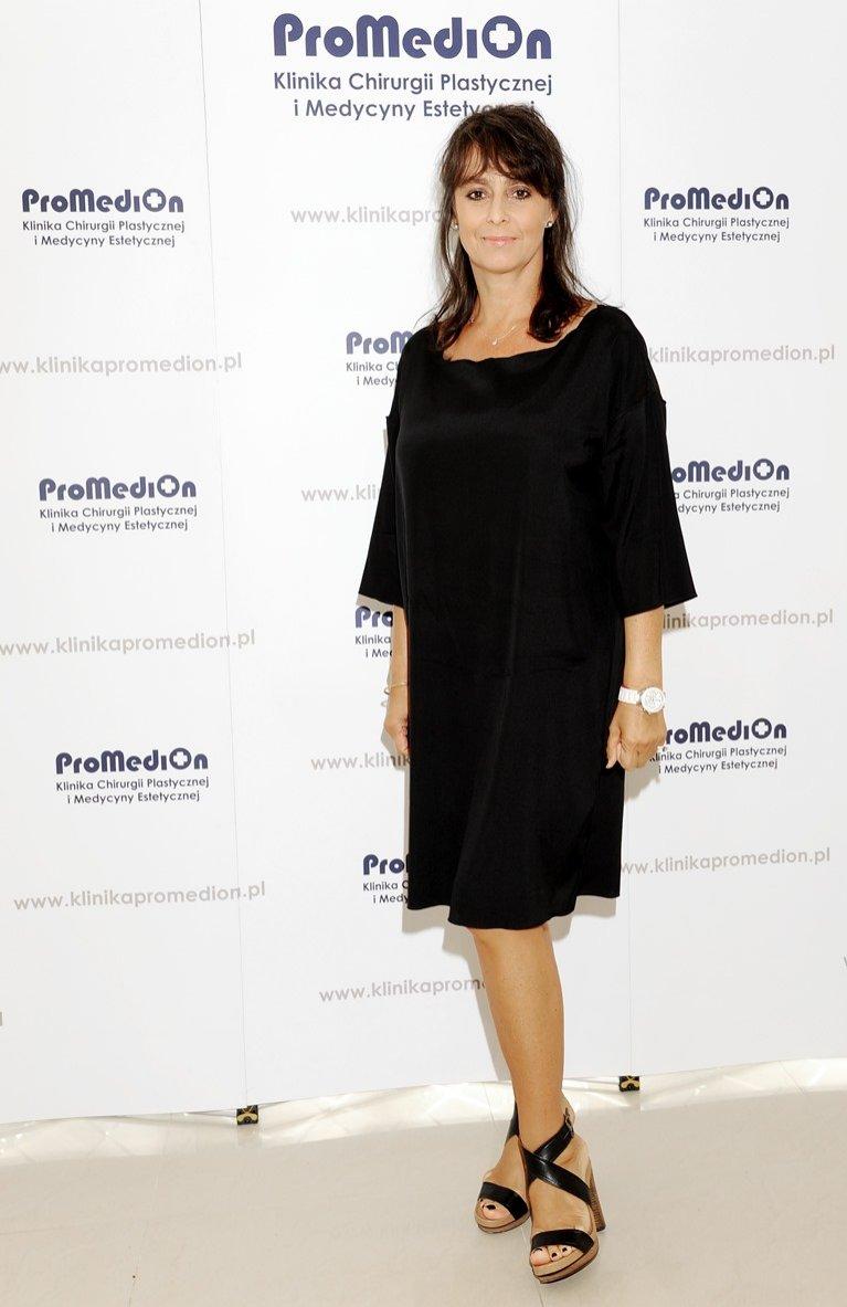 Anna Korcz w klinice Promedion