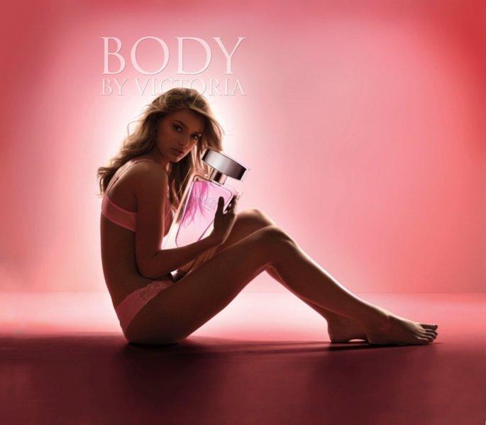 """Bregie Heinen w kampanii """"Body by Victoria"""""""