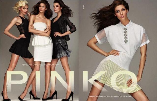 Pinko, kampania wiosna - lato 2013