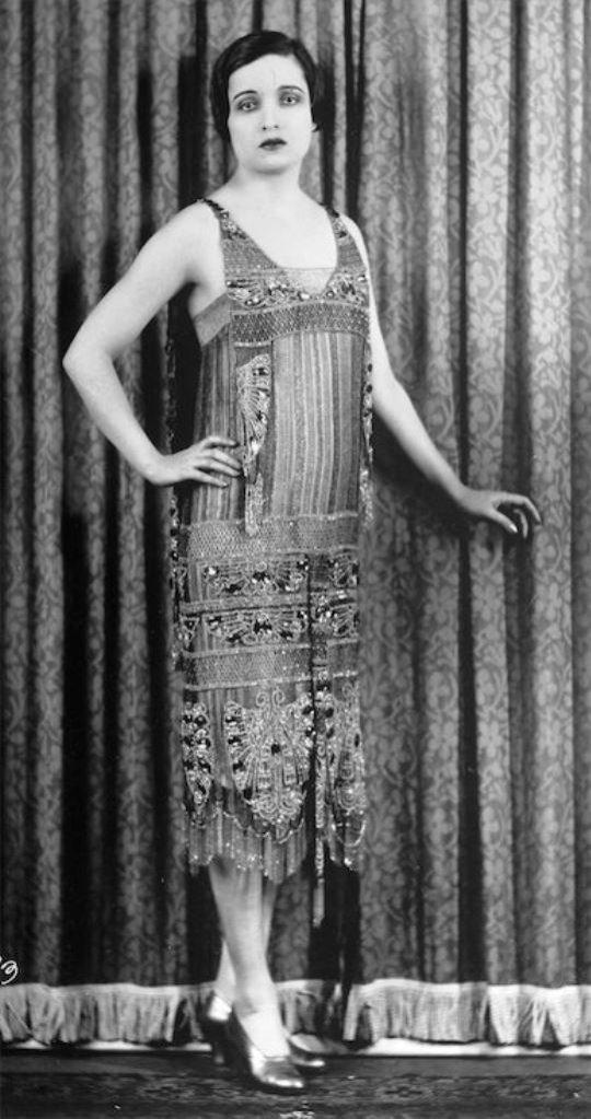 Historia mody damskiej: lata 20' XX wieku (1)
