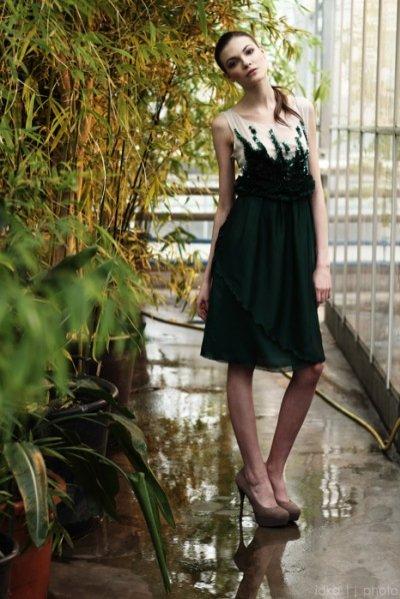 Kolekcja Aleksandry Kucharczyk wiosna lato 2012