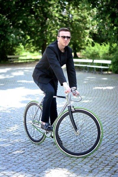 1. Projekt spersonalizowanego roweru OK by PLICH