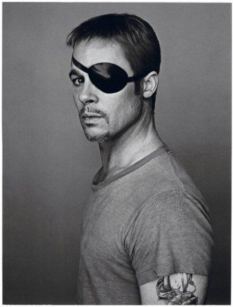 Brad Pitt w okładkowej sesji magazynu Interview