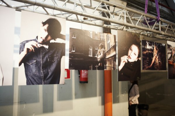 Fashion Week Poland 2012 - wystawa Young Fashion Photographers Now