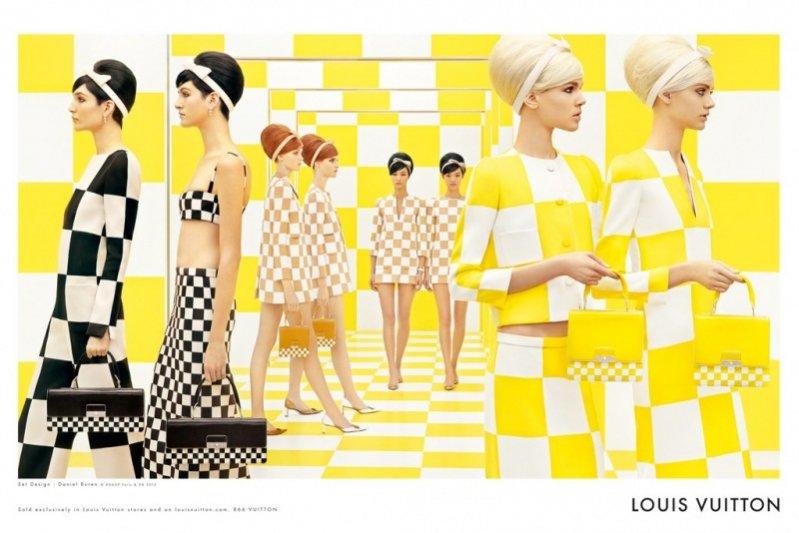 Louis Vuitton - kampania wiosna lato 2013