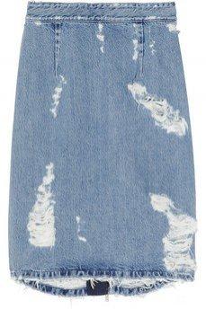 Denimowa spódnica Acne, ok. 1350PLN