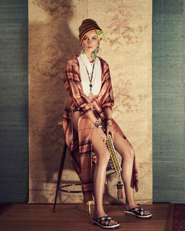 Zara - kampania wiosna lato 2018