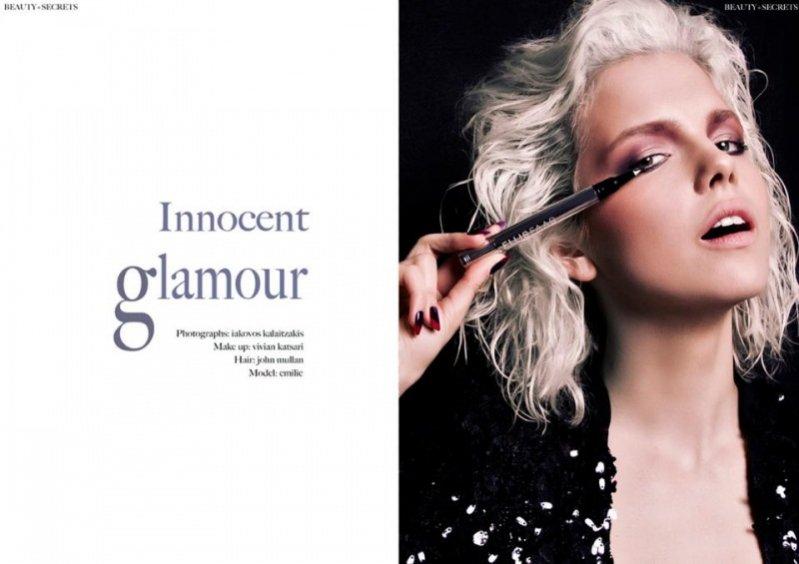 Emilia Pietras dla Beauty and Secrets Magazine