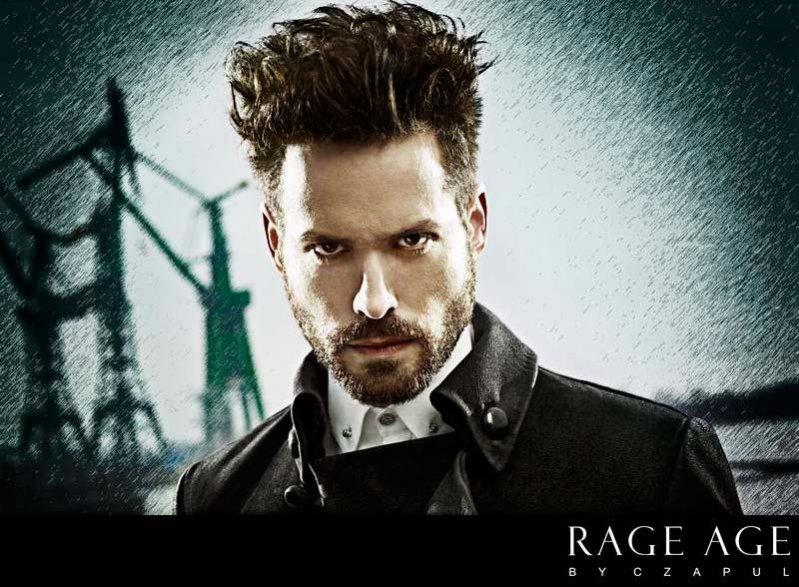 Kolekcja Noir Story marki Rage Age na sezon jesień zima 2011