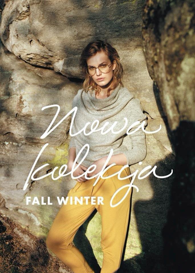 Karolina Wąż w kampanii by Insomnia na jesień zimę 2016
