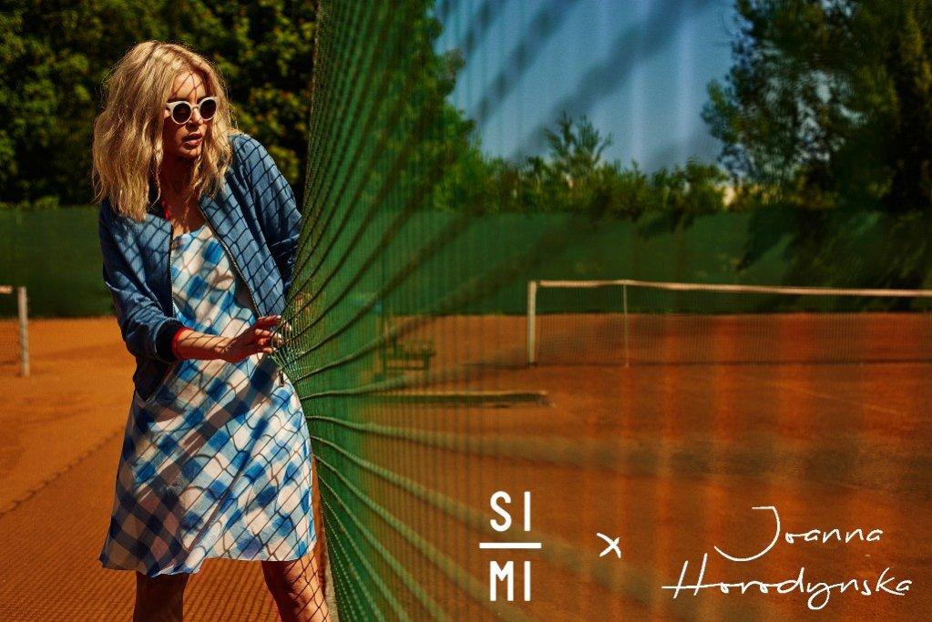 Joanna Horodyńska w kampanii SI-MI