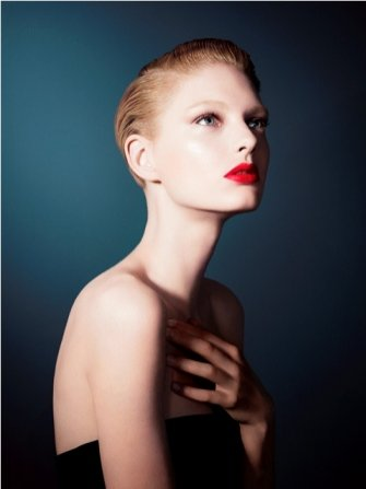Giorgio Armani White Night Makijaż na Święta