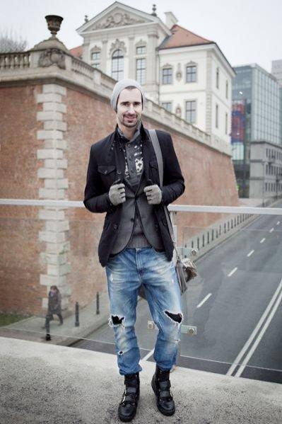 Moda uliczna - Robert