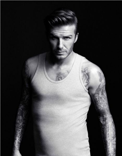 kolekcja David Beckham Bodywear for H&M