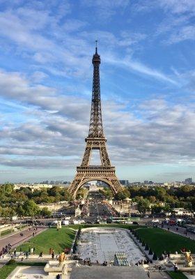 CAMELEO LOVES PARIS: RELACJA Z WYJAZDU DO PARYŻA
