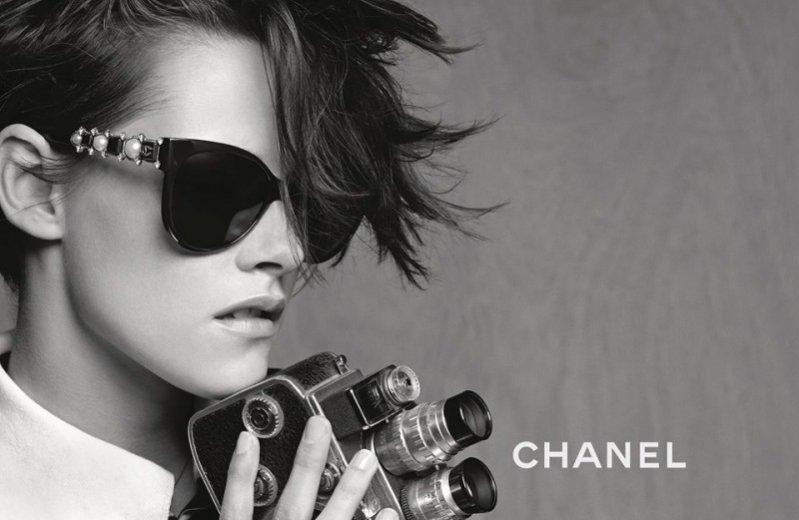 Kristen Stewart w kampanii Chanel
