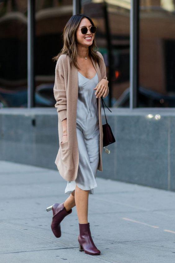 Sukienki w bieliźnianym stylu