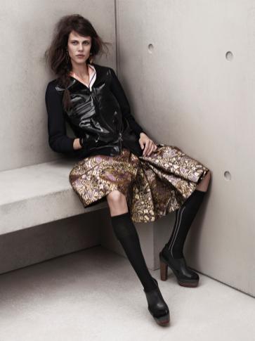 Lookbook kolekcji Marni dla H&M