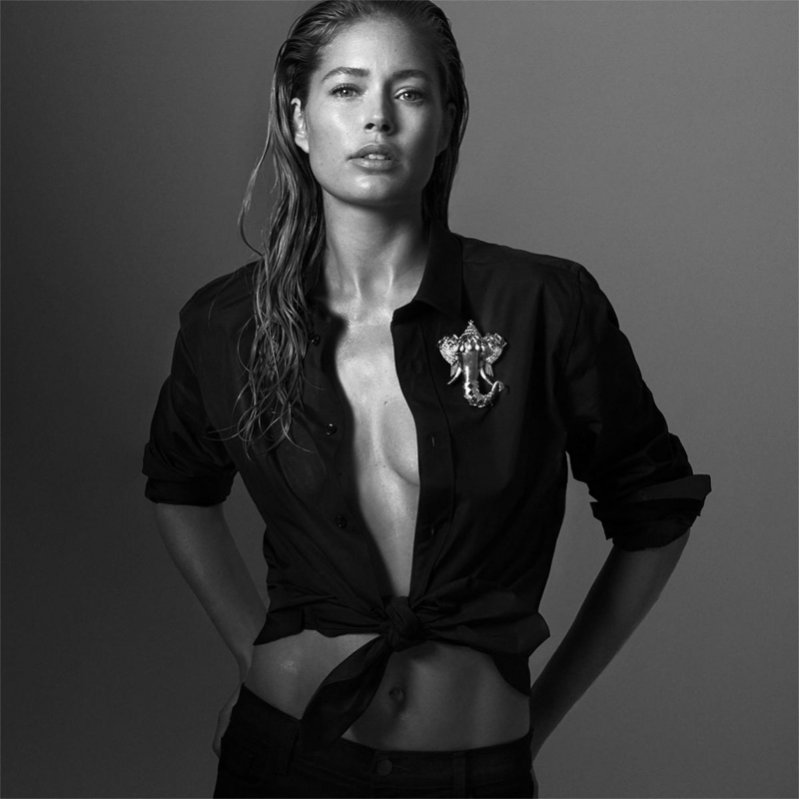 Doutzen Kroes w kampanii Tiffany & Co. - #KnotOnMyPlanet