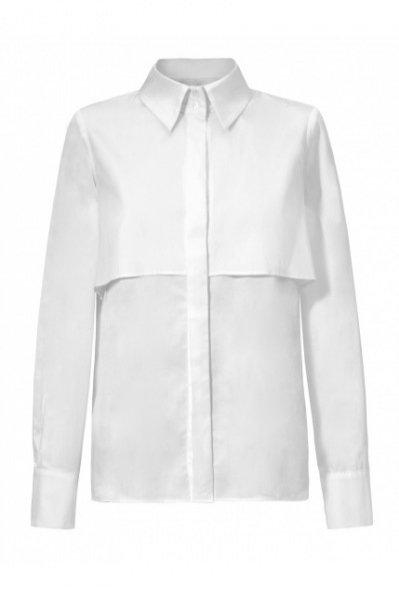 1. ZAQUAD, Klasyczna koszula MAGDALENA KNITTER,  , BoutiqueLaMode.com, cena: 390 zł
