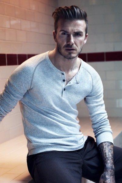 David Beckham dla H&M Bodywear
