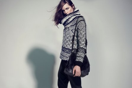 Stradivarius kolekcja  Cool Winter