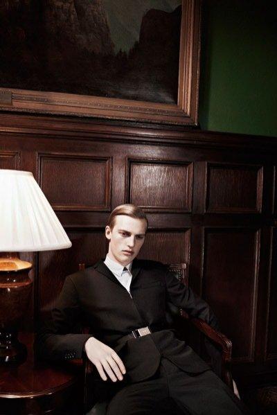 Dior Homme - kampania jesień zima 2013 2014