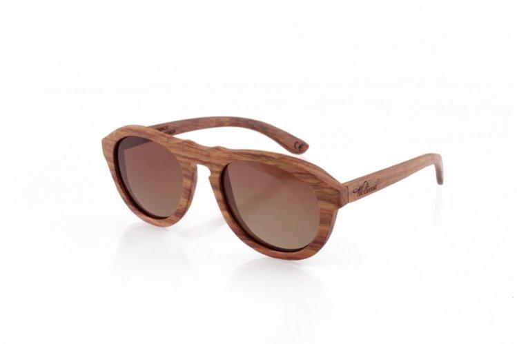 Drewniane okulary marki Westwood, model: Sandstorm, cena: 450 zł