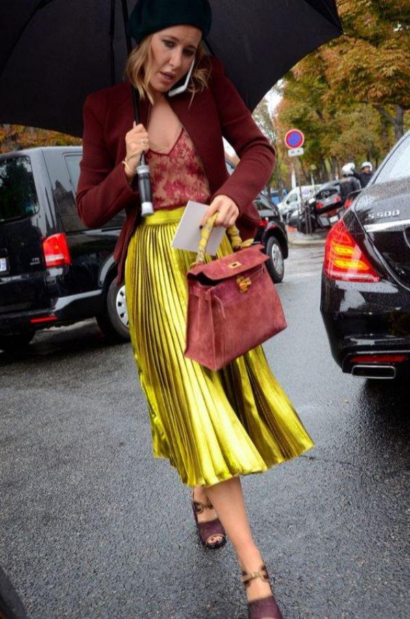 Ksenia Sobchak - stylizacje rosyjskiej it girl (1)