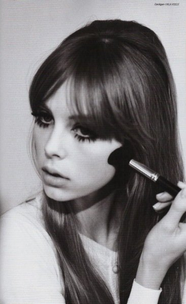 1. Edie Campbell w Lula Magazine 2012