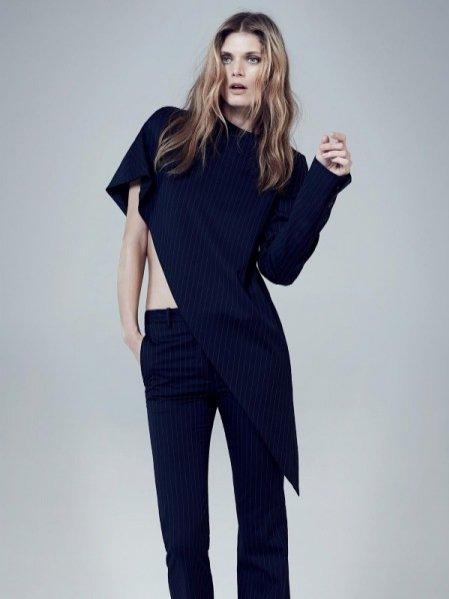 1. Małgosia Bela w sesji dla kwietniowego Vogue Australia