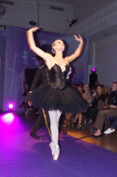 Prezentacja kolekcji Swarovski Wings of fantasy jesień zima 2011