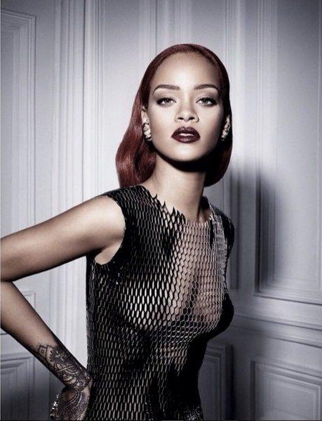Rihanna w sesji Dior Mag