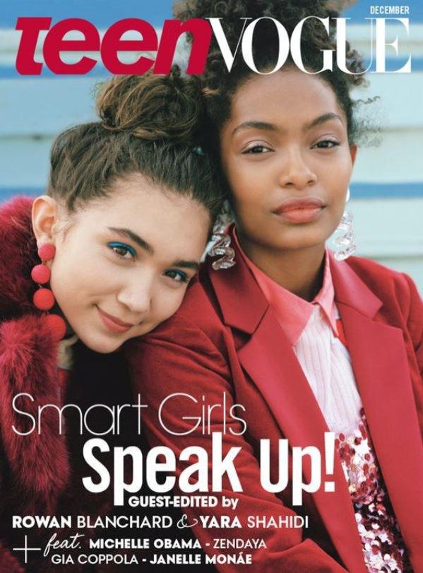 Conde Nast zamyka magazyn Teen Vogue - najlepsze okładki młodzieżowej biblii mody (1)
