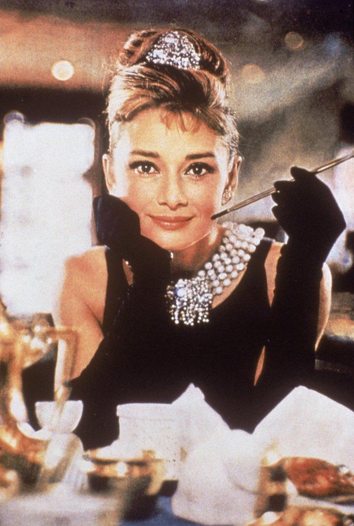 """Audrey Hepburn - """"Śniadanie u Tiffany'ego"""""""