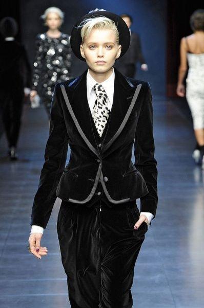 Dolce&Gabbana jesień-zima 2011/12
