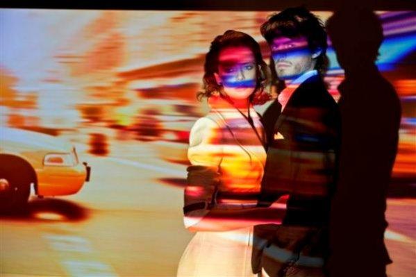 Marzena Pokrzywińska i Hadrien Bal w kampanii Top Secret na sezon wiosna lato 2012