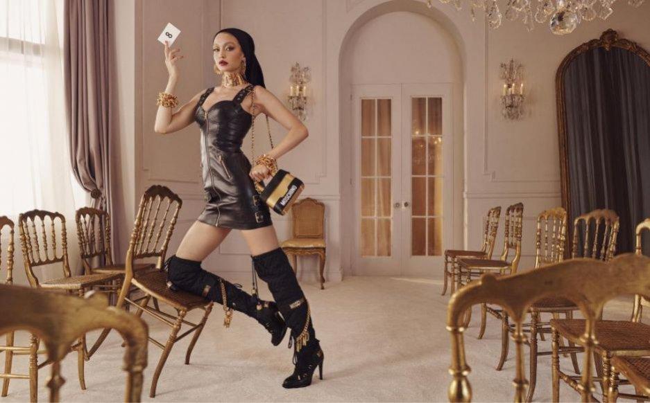 Moschino x H&M: kampania z udziałem Gigi Hadid